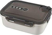 Lunchbox Trennen Studentische Geschirr-Lunchbox