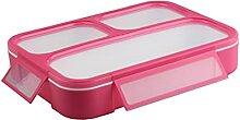 Lunchboxen 1000 ml Partition Leckdichte Lunchbox