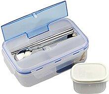 Lunchboxen 1000ml Durable Lunch Box