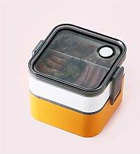 Lunchboxen Lunchbox Mikrowelle Mittagsbehälter