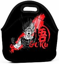 Lunchtasche Dragon Ball Z Goku Mit Symbol