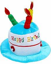 luoem Kinder Kerze Happy Birthday Hat Buchstabe