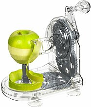 Lurch Apfelschäler, Kunststoff, Iron Grau/Weiß,