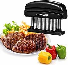 LURICO Fleischzartmacher Fleischstecher Steaker