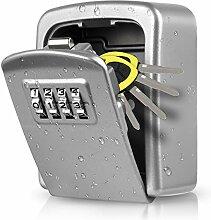 LUROON Schlüsselsafe Speicher Schlüsselkasten