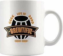 Lustige Craft Beer Geschenke Das Leben ist