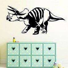Lustige Dinosaurier Aufkleber Vinyl Wohnkultur