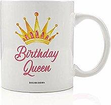 Lustige Geburtstags-Kaffeetasse-Geschenkidee