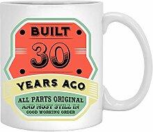 Lustige Geschenke zum 30. Geburtstag -