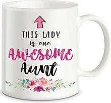 Lustige Geschenkidee zum Muttertag für Tante This