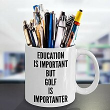 Lustige Golf-Kaffeetasse, sexy Golfliebhaber,