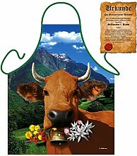 Lustige Grillschütze für Alpen Fans Südtirol :