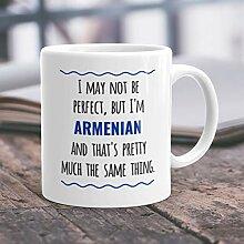 Lustige Kaffeetasse, 325 ml, armenische Armee,