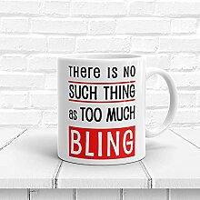 Lustige Kaffeetasse, lustige Rap Tasse, There is