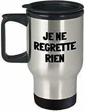Lustige Tasse für französische Lehrer,