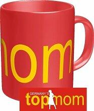 Lustige Witzige Kaffee Becher Tasse - Germanys Topmom
