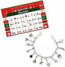 Lustiger Adventskalender, DIY Armband Halskette