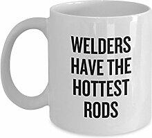 Lustiger Kaffeebecher, Geschenkidee für