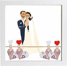 luvthings Hochzeitsgeschenk Geldgeschenk