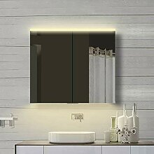 Lux-aqua Alu LED Beleuchtung Badzimmerschrank
