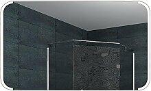 Lux-aqua Badezimmerspiegel Wandspiegel