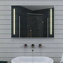 Lux-aqua Design Badezimmerspiegel mit
