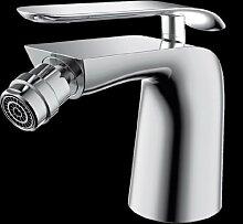 Lux-aqua Design Bidet-armatur Wasserhahn mit (NEOPERL Perlator) ZS46375C