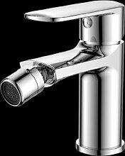Lux-aqua Design Bidetarmatur Wasserhahn mit (NEOPERL Perlator) ZQ46328C
