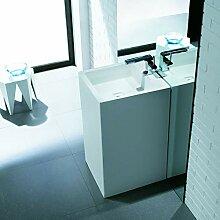 Lux-aqua Freistehendes Stand waschbecken