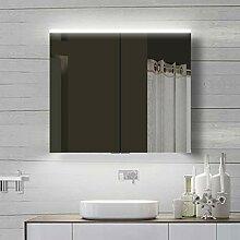 Lux-aqua LED Beleuchtung Badschrank