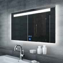 Lux-aqua LED Beleuchtung Badspiegel