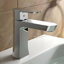 Lux-aqua Wasserhahn Waschtisch Waschbecken Armatur mit (NEOPERL Perlator) GR16247C