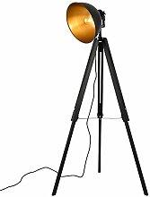 lux.pro Design Stehleuchte Dreibein Studiolampe