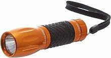 lux-pro lp800-or Tactical 1W LED Taschenlampe, Orange