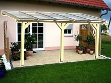 Luxbach GmbH Terrassenüberdachung 400x350 cm /
