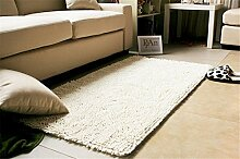 Luxbon Chenille Teppich Stopp Antirutschmatte