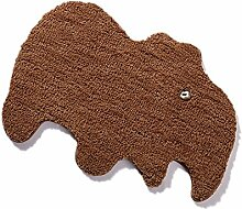 Luxbon Tier Motive Teppich Stopp Antirutschmatte