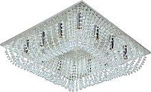 Luxera 32300 - Kristalldeckenleuchte EMIR