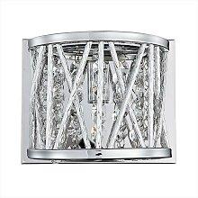 Luxera 46063 - Kristall-Wandleuchte STIXX