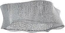 Luxera 46066 - Kristall-Deckenleuchte ZONDA