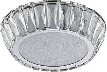 Luxera 62421 - LED Kristall-Deckenleuchte VENUS