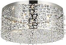 Luxera 64372 - Kristall-Deckenleuchte VITRA