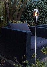 Luxform Solar-Gartenfackel