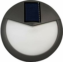 Luxform Solar LED Wandleuchte Außenleuchte