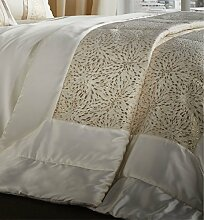 Luxor jacquard Gold - Tagesdecke