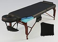 Luxton Home Massageliege aus Memory-Schaum mit
