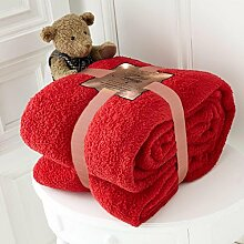 Luxuriöse Decke/Überwurf für, super weich,