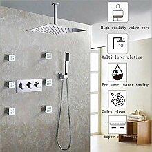 Luxuriöses Duschsystem Duscharmatur-Set Zur