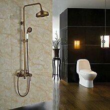 Luxurious shower Badezimmer 3 Dusche Wasserhahn