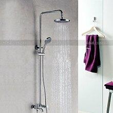 Luxurious shower Badezimmer Dusche Set Messing